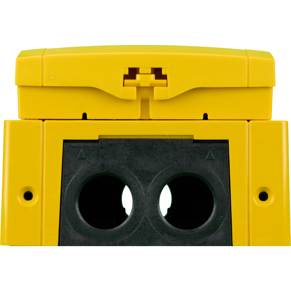 KAC manual call point yellow - IP67