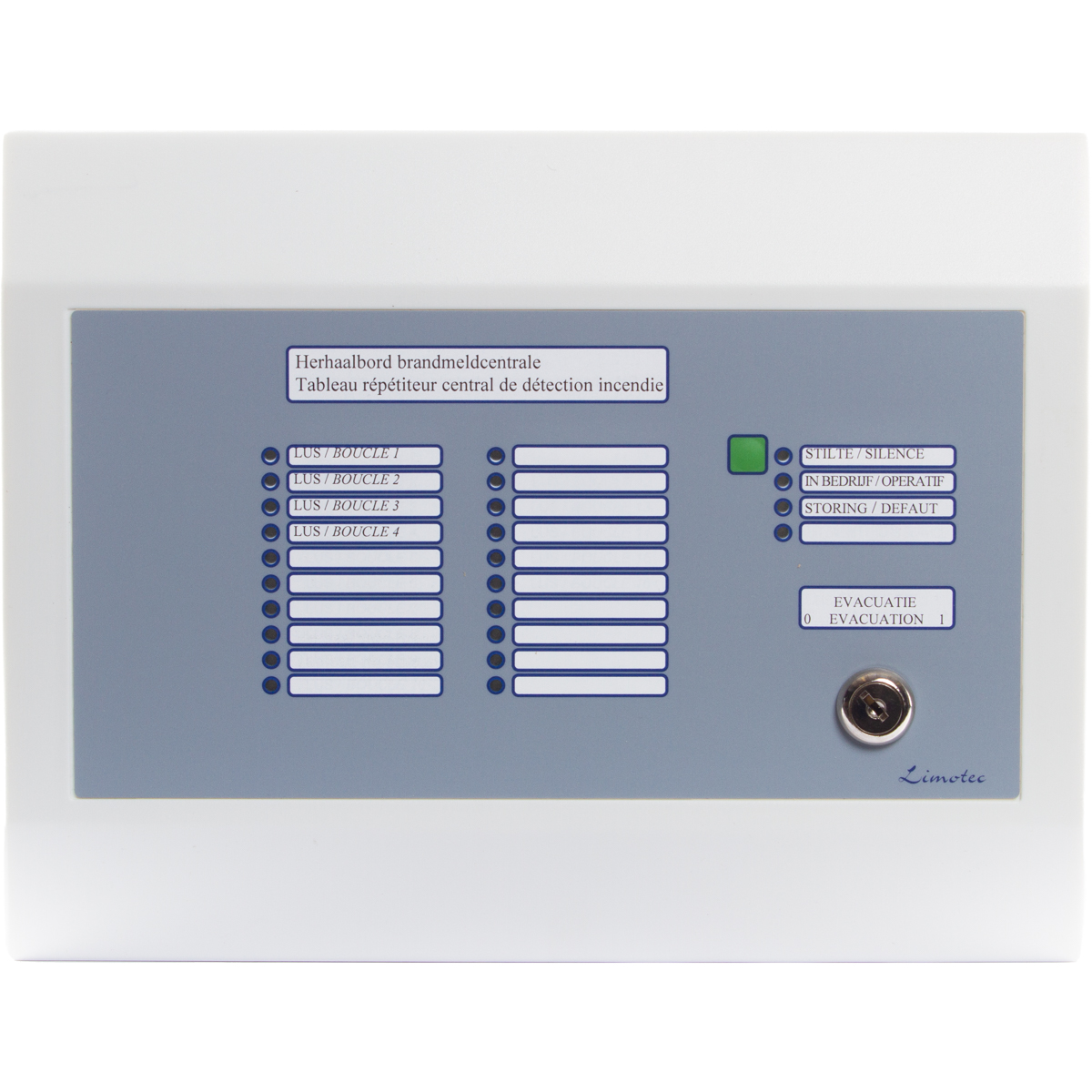 MD150 repeater panel