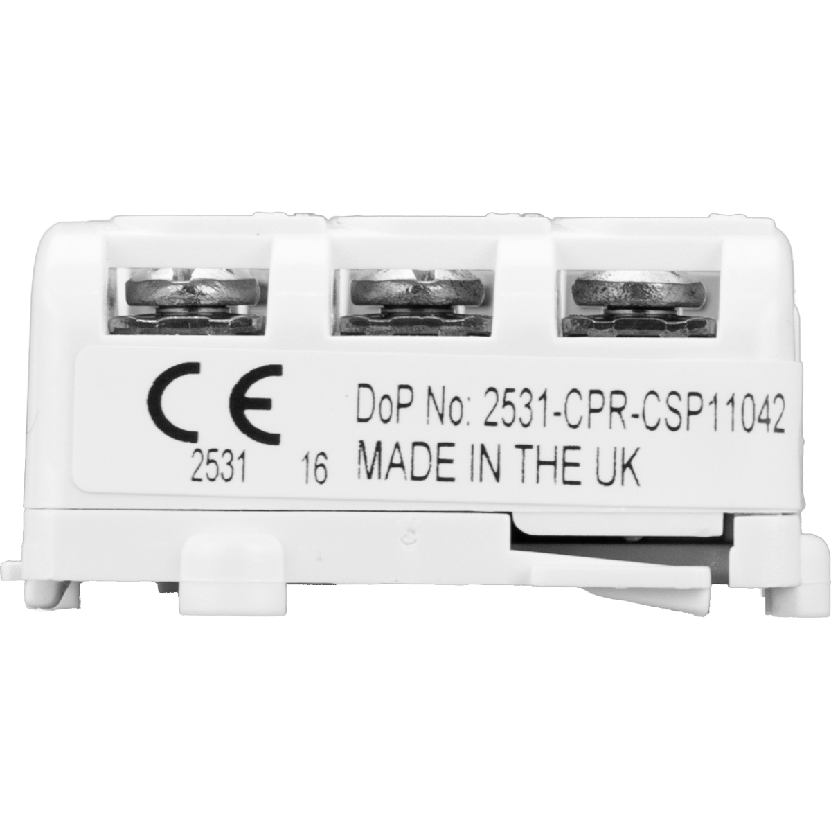 XP95 mini switch monitor - DIN-rail