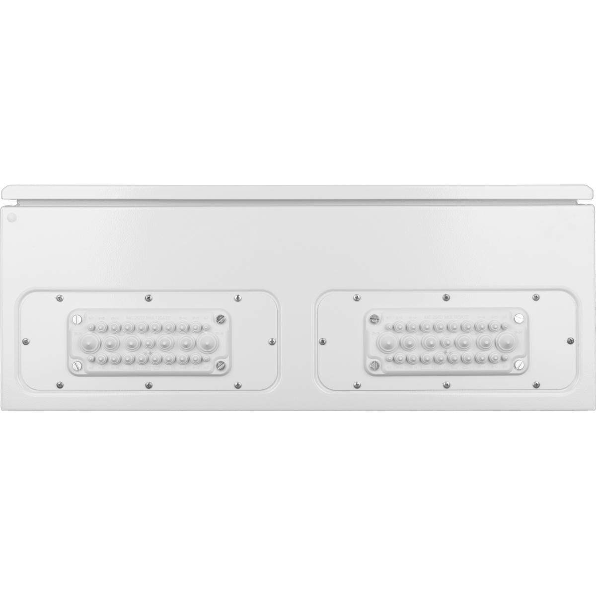 MD2400/16E - Analogue addressable fire alarm control panel