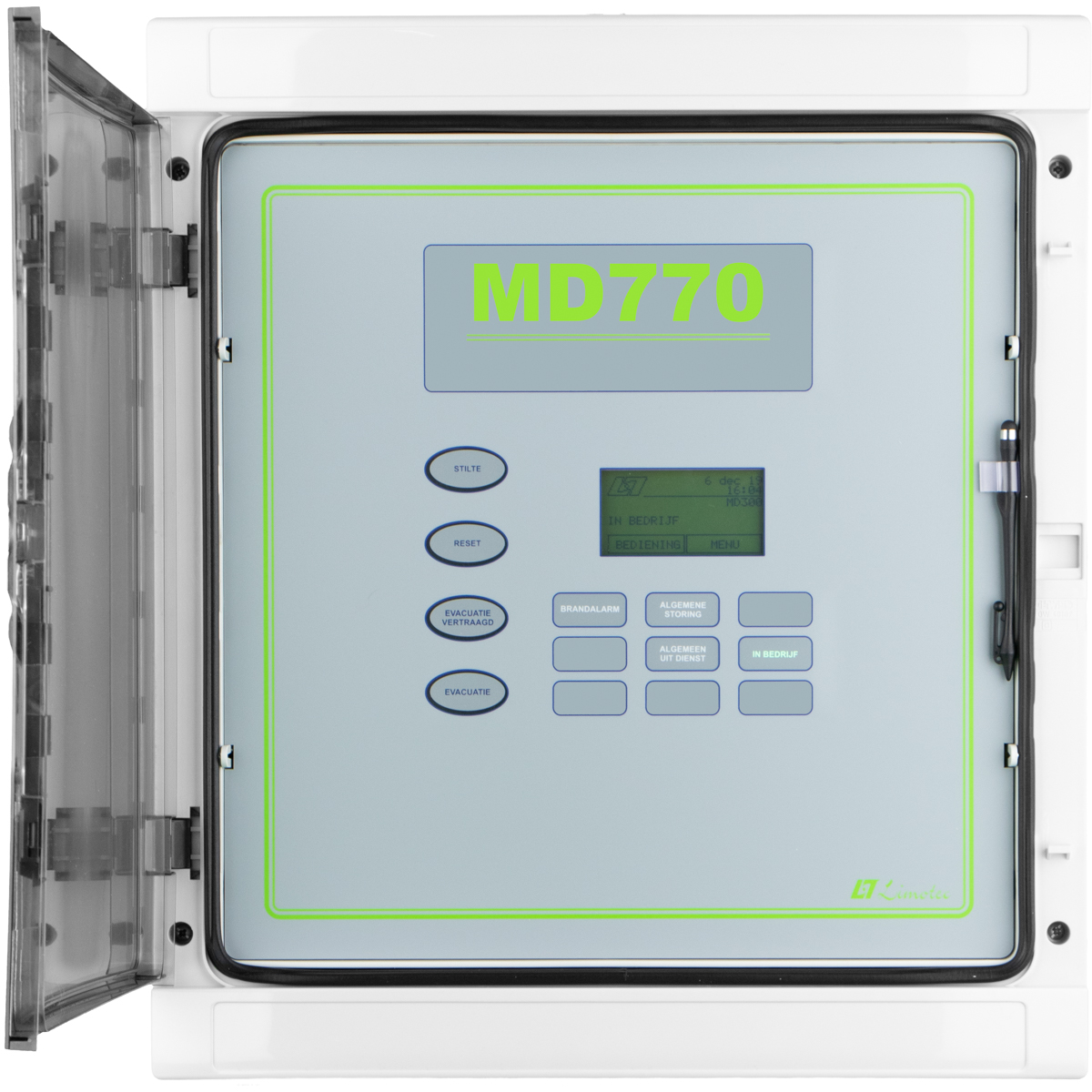 Limotec MD770 gas & CO detection system